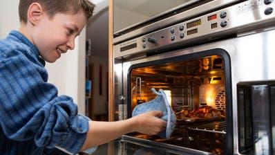 Mehr bei der Familie sein, öfter selber kochen und backen: Solche Vorsätze haben sich die Schweizer genommen - auch über denLockdown hinaus. (Patrick Hürlimann / Patrick Huerlimann)