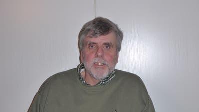 Walter Baumann, parteilos, Göschenen (Bild: PD)
