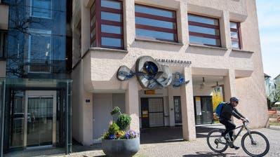 Die Gemeinde Steinach legte ihren Bürgern ein fehlerhaftes Budget zur Abstimmung vor, so lautet der Vorwurf der Geschäftsprüfungskommission. (Ralph Ribi)
