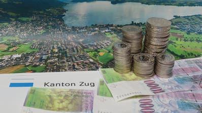 Der Kanton Zug kann für 2019 ein ausgezeichnetes Ergebnis ausweisen. (Symbolbild: Daniel Frischherz (7. Oktober 2019))