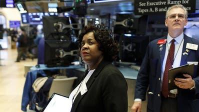 Ölpreis-Kollaps macht US-Börsen zu schaffen