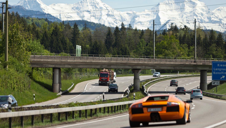 Auf Schweizer Strassen sind mehr Raser unterwegs – aber nicht nur wegen des Lockdowns