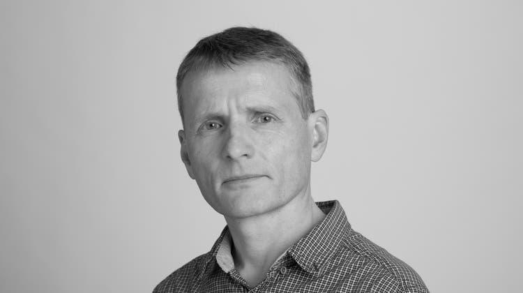 Christian Mensch, Redaktor Schweiz am Wochenende