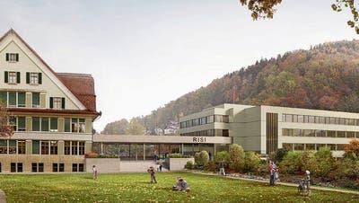 Vielleicht wird es Sommer 2021: Sanierung der Wattwiler Schulanlage Risi verzögert sich