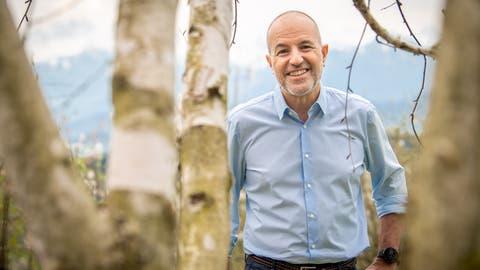 Tritt Ende April als Parteipräsident der kantonalen GLP Luzern zurück: Nationalrat Roland Fischer. (Bild: Boris Bürgisser (Udligenswil, 9. April))