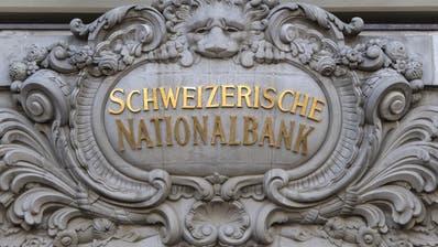 Der Schweizerischen Nationalbank wird eine unzureichende Klimapolitik vorgeworfen. (Keystone)
