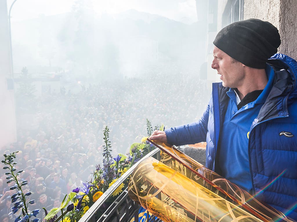 2015 beendete der gebürtige Emmentaler dann seine Karriere mit dem sechsten Meistertitel wie im Märchen