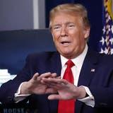 Trump will Einwanderung in die USA zeitweise aussetzen