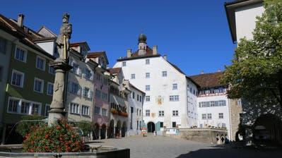 Wil ist die grösste Stadt in der Region Fürstenland-Toggenburg. Und wächst weiter. (Bild: PD)
