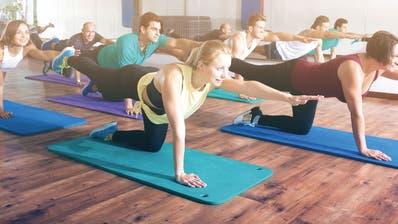 Rund 200'000 Menschen in der Schweiz machen Yoga. (Getty Images)