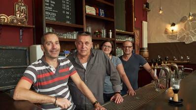Das Team der Berliner Szenebeiz «Unsere Kneipe» leidet unter dem Corona-Lockdown: «Wir brauchen einen Fahrplan.» (Rudi-Renoir Appoldt)
