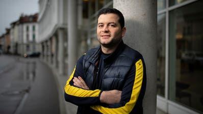 Sokol Maliqiist dankbar für die Zeit beim FC Uzwil:«Er war der bisher grösste Verein, den ich trainieren durfte. Ich konnte viel profitieren.» (Benjamin Manser (Wil, 21. Dezember 2018))