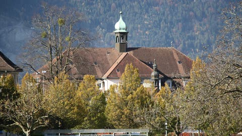 Die kantonale Mittelschule Uri. (Bild: Florian Arnold (Altdorf, 2. November 2016))