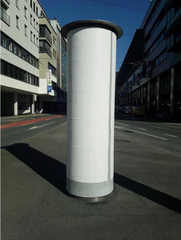 Aktueller Kulturstand in Luzern.