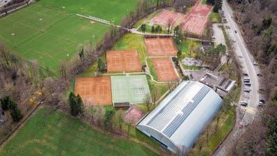 Die Sportanlage im Gründenmoos wird der Standort eines Leistungssportzentrums für Sporttalente im Sinne eines Campus. (Bild: Urs Bucher)