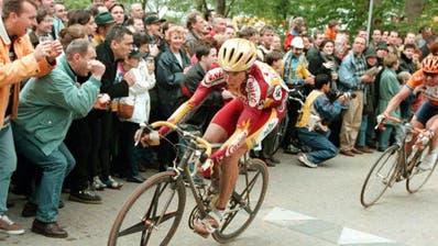 Rolf Järmann taktiert richtig, schaltet runter und gewinnt