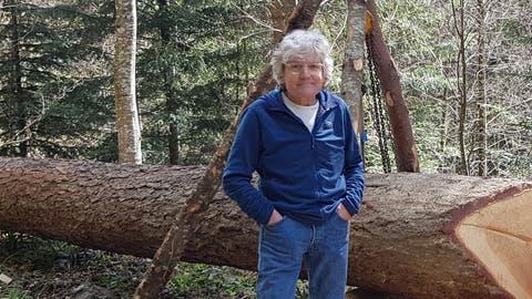 Yvonne Eggermann (52), Leiterin der Kinderreit- und Ponyschule Rössli Hü Immensee. (Bild: PD)