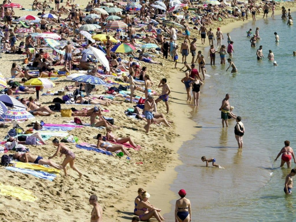 Badeferien in Spanien: Die Tourismusindustrie leidet besonders stark unter den wegen Covid-19 geschlossenen Grenzen.