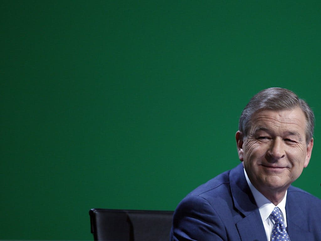 Ex-UBS-Verwaltungsratspräsident Marcel Ospel.