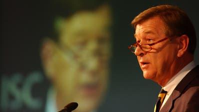 Der ehemalige Chef der UBS Marcel Ospel ist am Sonntag 70-jährig gestorben. (Ralph Ribi)