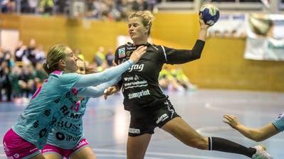 Laura Schmitt führte den LC Brühl als Captain zum Meistertitel. (Michel Canonica)
