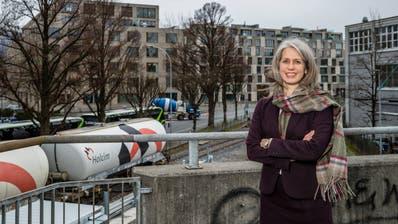 Die Stadtluzerner Finanzdirektorin Franziska Bitzi Staub (CVP). (Bild: Philipp Schmidli (Luzern,6. März 2020))