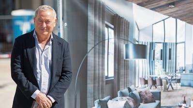 «Durch Sawiris hat Uri an Selbstbewusstsein gewonnen» - so begründet der Landammann die Ehrenbürgerschaft