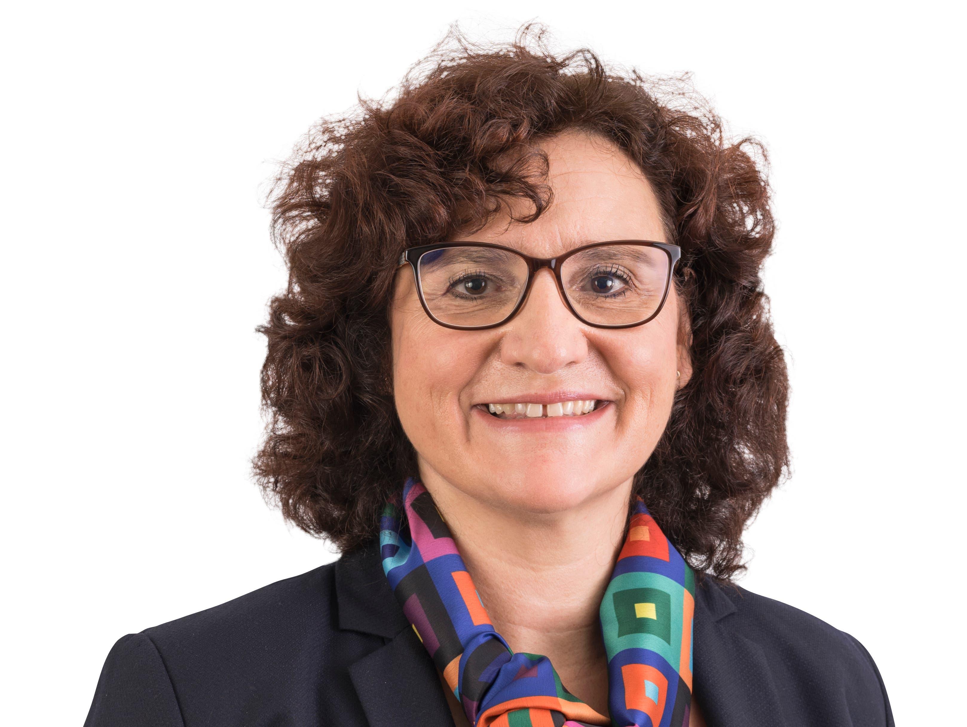 Christine Kaufmann-Wolf, CVP, Kriens, neu, als Stadtpräsidentin und Stadträtin
