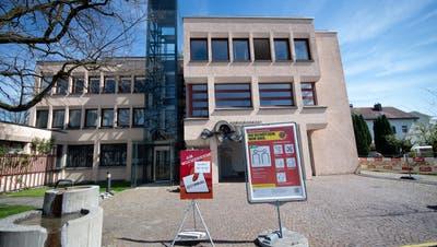 Das Budget 2020 der Gemeinde Steinach ist umstritten. (Ralph Ribi)