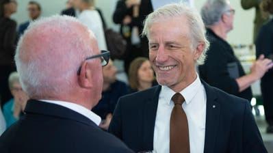 Tritt die FDP zur Verteidigung des St.Galler Stadtpräsidiums mit Mathias Gabathuler an? Am Freitag erfahren wir's. (Bild: Ralph Ribi (20.10.2019))