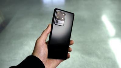 Das Samsung Galaxy S20 Ultra kostet 1349 Franken. (Bild. zvg)