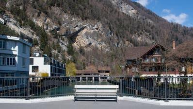 Fehlende Gäste in Interlaken: Die Coronakrise hat die Schweizer Tourismusbranche fest im Griff. (Claudio De Capitani / freshfocus)