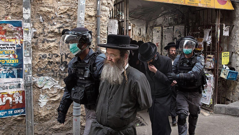 Israels Ultraorthodoxe nahmen Corona-Gefahr nicht ernst – das rächt sich jetzt