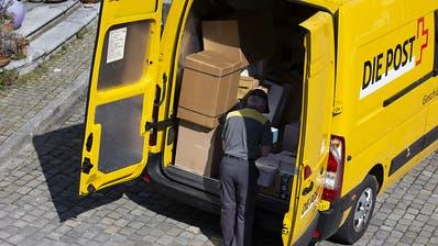 Post will Paketkontingente für 100 grösste Auftraggeber
