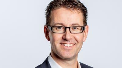 Will Willisaus neuer Stadtpräsident werden: André Marti von der FDP. (Bild: PD)
