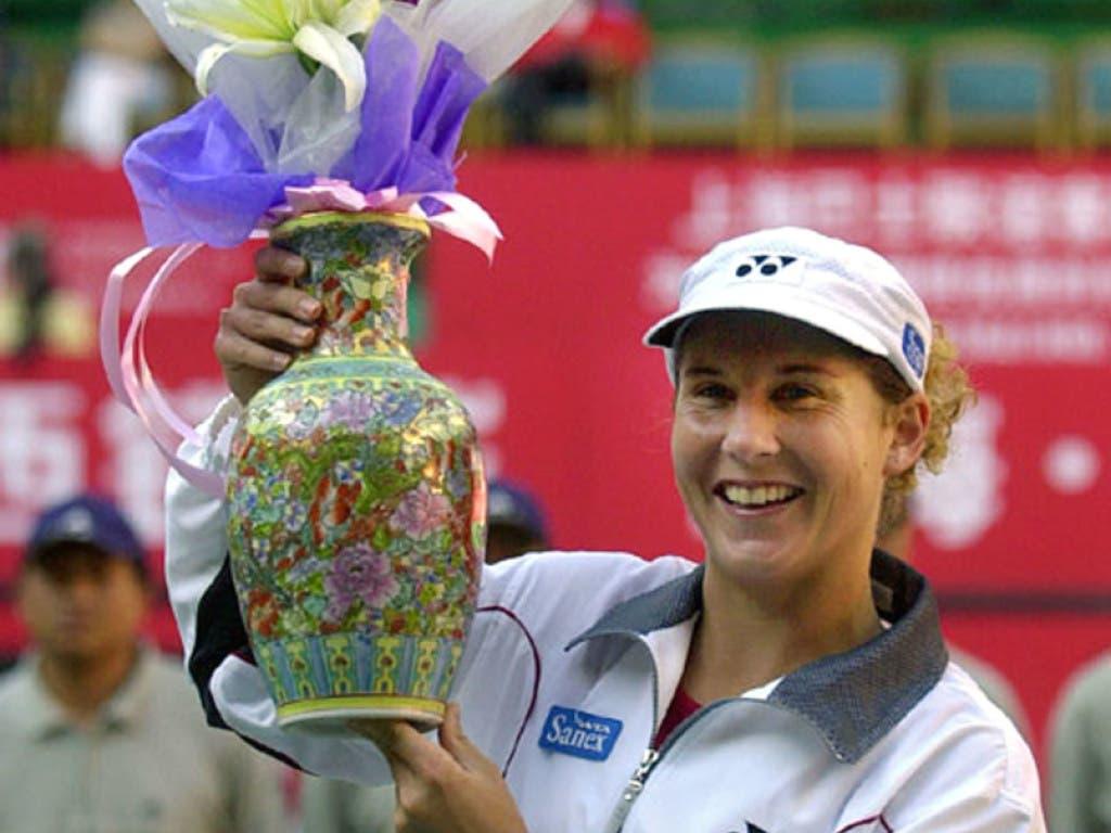 Vor der Attacke eilte Monica Seles von Sieg, danach konnte sie trotz weiterer Erfolge nie mehr ganz an diese dominante Phase anknüpfen