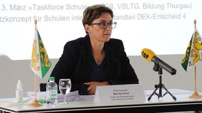 Beat Brüllmann, Chef des Amts für Volksschule des Kantons Thurgau. (Bild: PD)