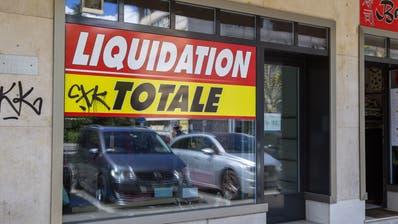Die Lage ist derzeit so schlimm wie nie mehr seit der Finanzkrise 2008/09. (Keystone)