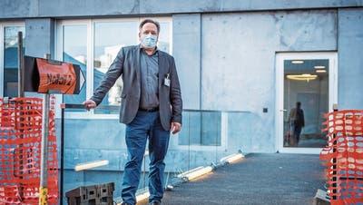 «Wir machen bei der aktuellen Auslastung pro Tag eine Million Franken Verlust»: CEOder Spital Thurgau AG Marc Kohler über die Corona-Situation