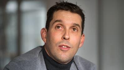 Michael Götte (SVP) kandidiert für die St.Galler Regierung. ((Bild: Benjamin Manser))