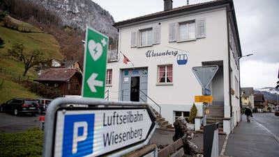 Der Weg zum Erhalt der Wiesenbergbahn muss nicht zwingend über einen Neubau führen. (Bild: Corinne Glanzmann (Dallenwil, 26. Februar 2020))
