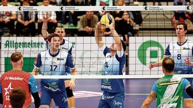 Wegen Coronakrise: Volley Amriswil bangt um seine Geldgeber