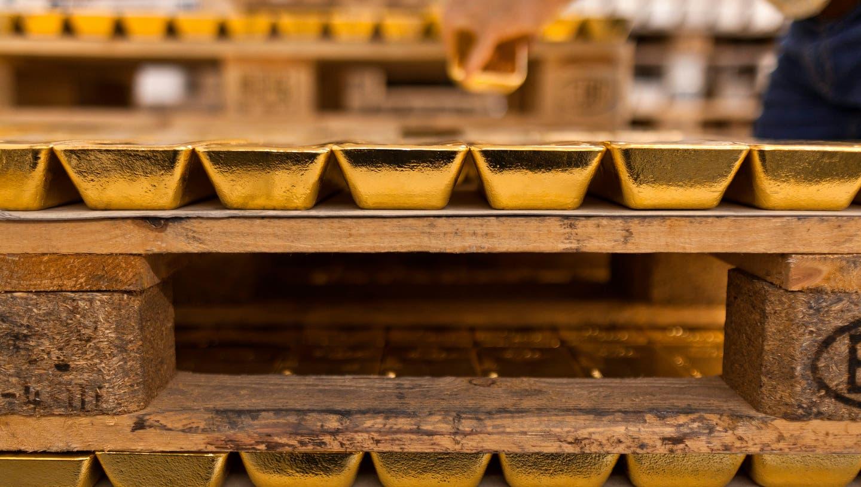 Die Schliessung der Tessiner Gold-Raffinerien sorgten für Engpässe auf dem Goldmarkt weltweit. (Keystone)