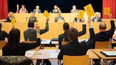 Die Mai-Sitzung des Gossauer Stadtparlaments fällt aus. (Urs Bucher)