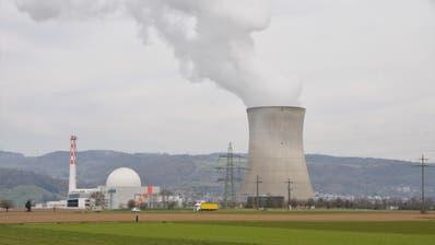 Das Atomkernkraftwerk Leibstadt, am 26. März 2020. ((Bild: Philipp Zimmermann))