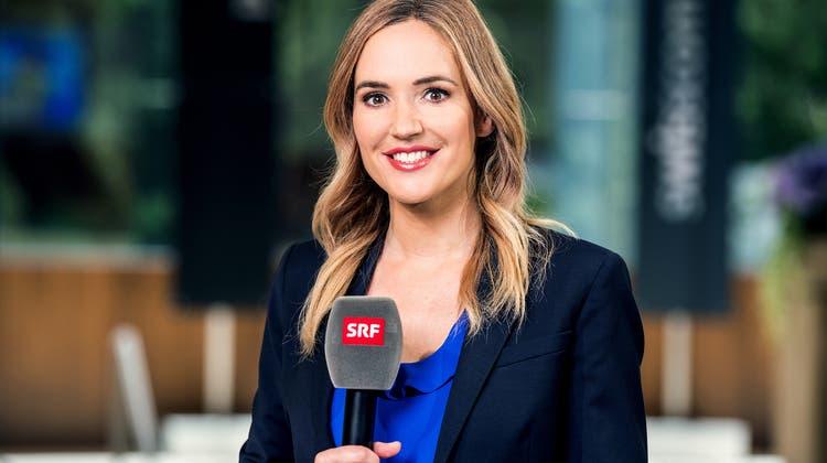 Patrizia Laeri wechselt nach 17 Jahren beim SRF zu CNNMoney Switzerland. (SRF)