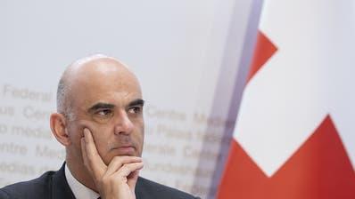 Bundesrat verlängert Lockdown und kündigt langsame Lockerung an
