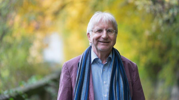 Der Theologe und Seelsorger Pierre Stutz (67). (Bild: PD/Stefan Weigand)
