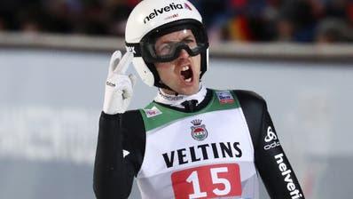 Olympiasieger Ammann springt bis Peking 2022 weiter