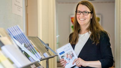 Bernadette Götsch ist Leiterin der Anlaufstelle für Altersfragen in Weinfelden. Sie koordiniert die Corona-Hilfe in der Stadt. ((Bild: Reto Martin))